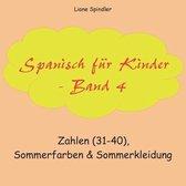 Spanisch fur Kinder - Band 4