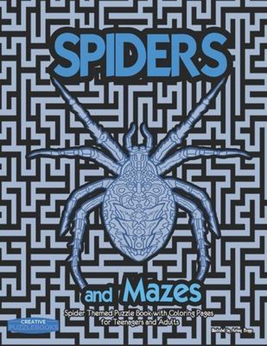 Spiders and Mazes