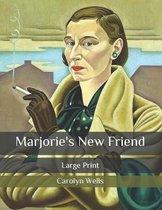 Omslag Marjorie's New Friend