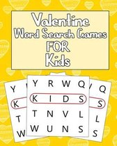 Valentine Word Search Games For Kids