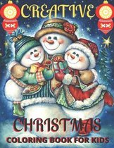 Creative Christmas Coloring Book For Kids