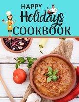 Happy holiday cookbook