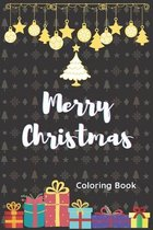 Merry Christmas: Coloring Book
