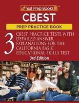 CBEST Prep Practice Book