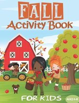 Fall Activity Book