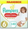 Pampers Premium Protection Pants - Maat 6- 140 stuks