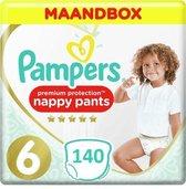 Pampers Premium Protection Pants - Maat 6- 140 stuks