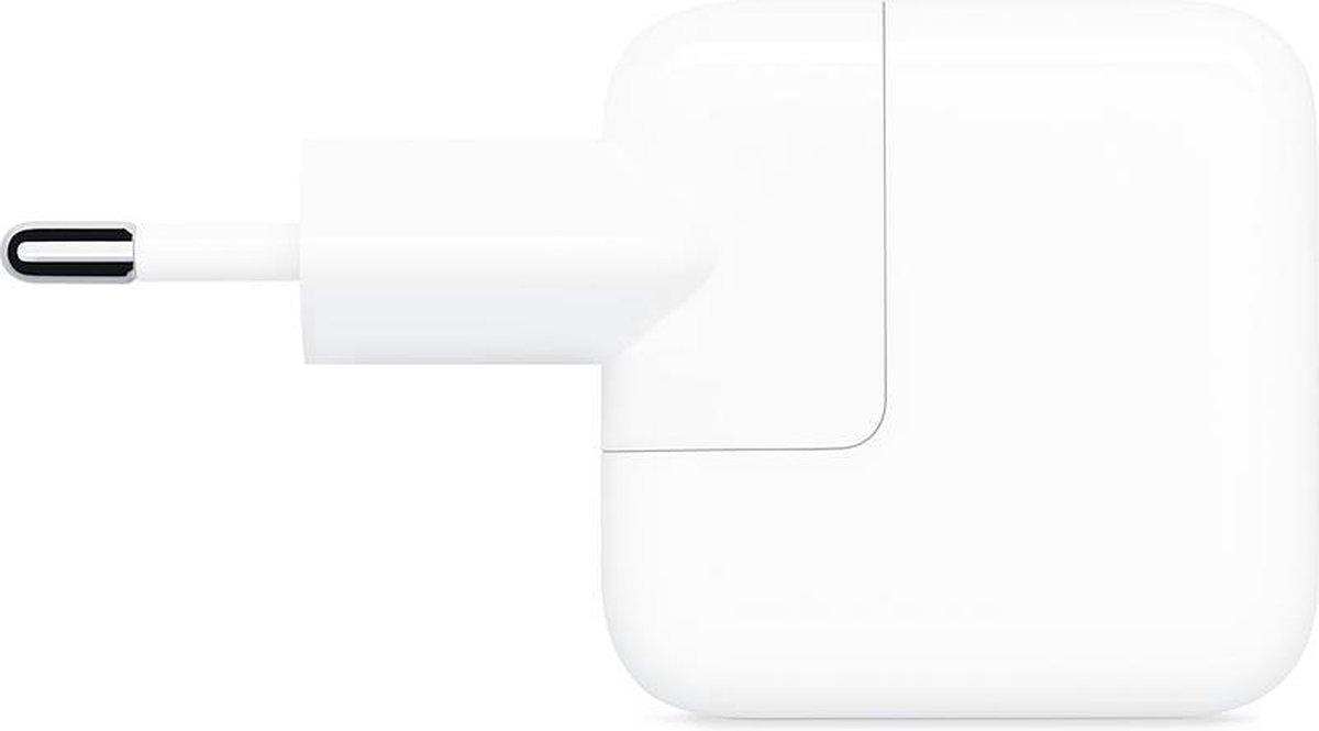Apple USB adapter (12W) - Geschikt voor Apple iPad, iPhone, iPod en Watch