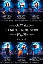 The Element Preservers (Books 1-5)
