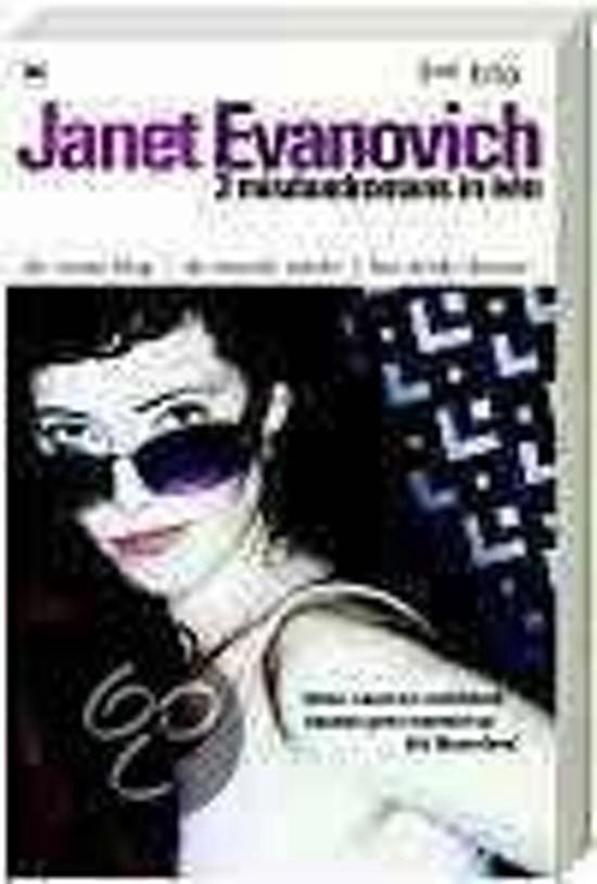 3 Misdaadromans In Een - Janet Evanovich |