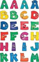 Huismerk Herma 4194 Etiket met letters A-Z 20mm Gezicht