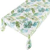 Tafelzeil Jungle Leaf - Beschikbaar in 12 maten - PVC