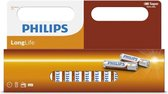 Philips longlife batterijen - 48-pack - AAA - Potlood