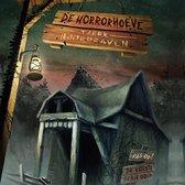 Boek cover De horrorhoeve van Tjerk Noordraven (Onbekend)