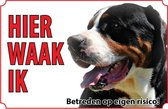 Bord - Hond-Grote-Zwitserse-sennenhond