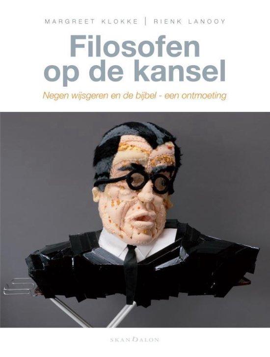 Filosofen op de kansel - Margreet Klokke   Fthsonline.com