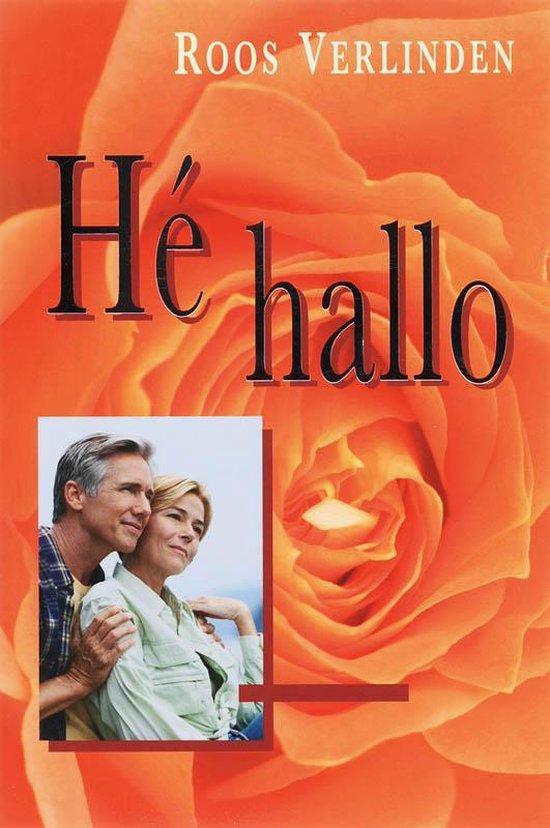 Cover van het boek 'He hallo' van Roos Verlinden