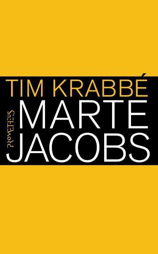 Boek cover Marte Jacobs van Tim Krabbé (Paperback)