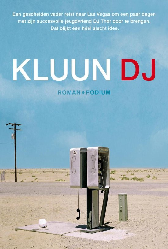 Boek cover DJ van Kluun (Onbekend)
