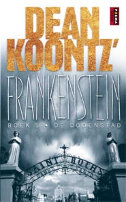 Frankenstein 5 - De dodenstad - Dean R. Koontz  