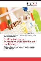 Omslag Evaluacion de La Contaminacion Hidrica del Rio Jillusaya