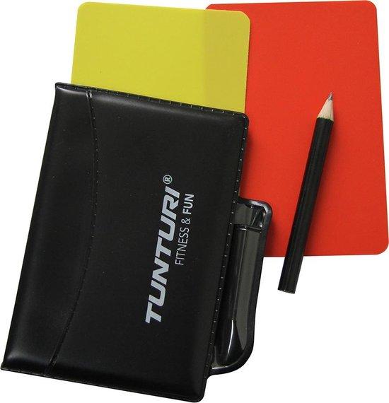 Tunturi Scheidsrechter Kaartset - Scheidsrechterskaarten