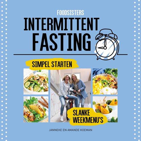 Boek cover Foodsisters - Intermittent fasting van Janneke Koeman (Paperback)