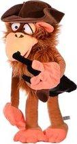 Living Puppets Handpop Cowboy aap Banana Jones - 65 cm