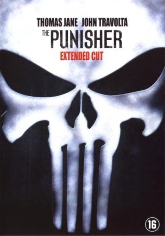 Cover van de film 'Punisher - Extended Versie'