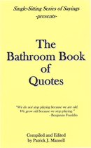 Omslag The Bathroom Book of Quotes
