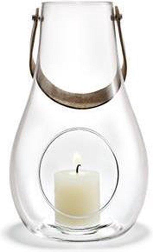 Holmegaard lantaarn DWL helder 24,8 cm