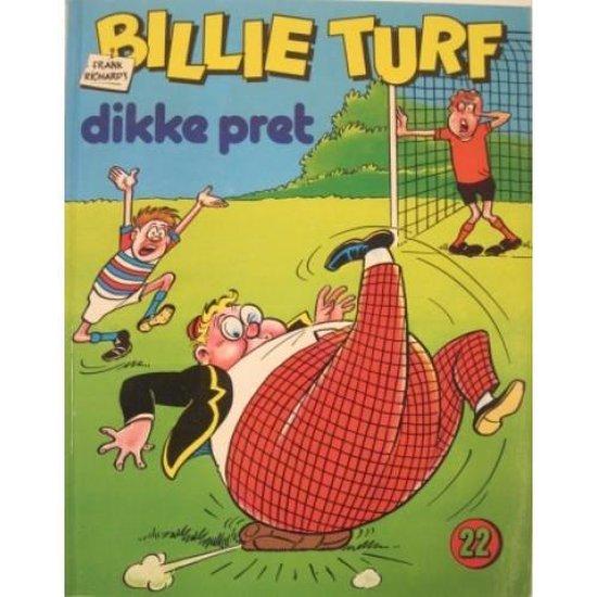 Billie Turf deel 22 dikke pret - Frank Richards |