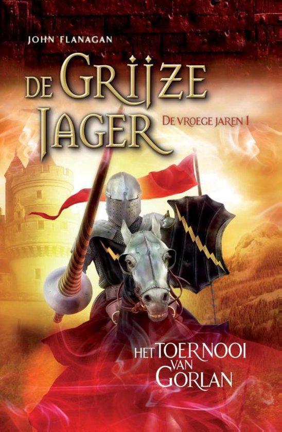 De Grijze Jager - De vroege jaren 1 - Het toernooi van Gorlan - John Flanagan   Fthsonline.com