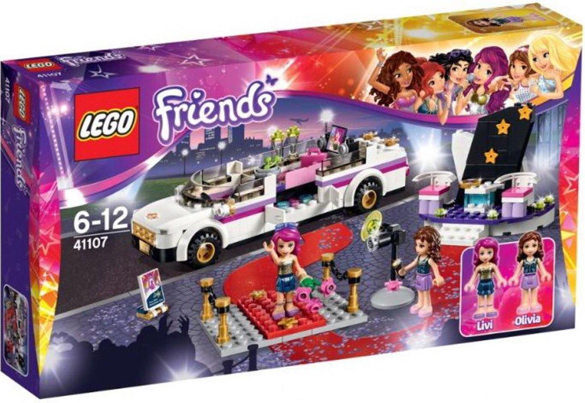 LEGO Friends Popster Limousine - 41107