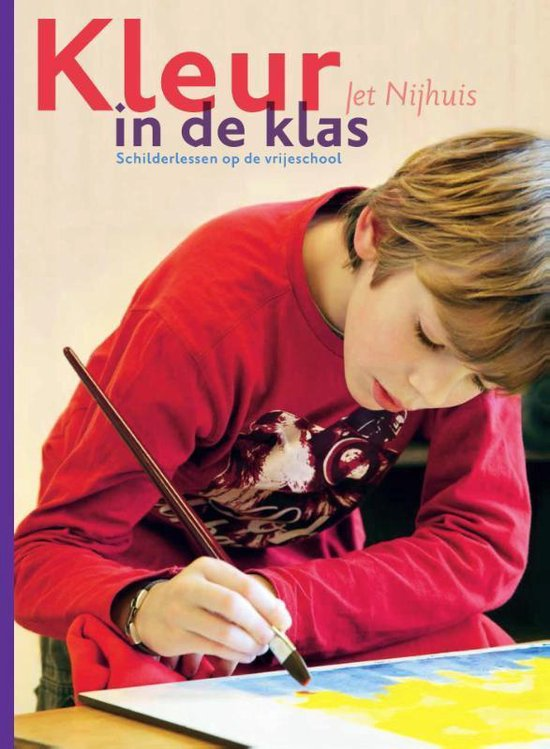 Kleur in de klas - Jet Nijhuis