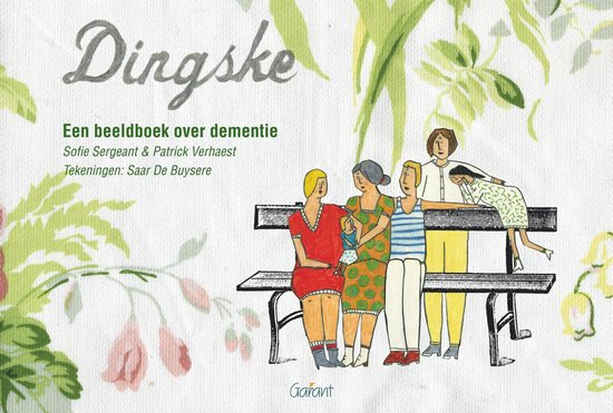 Dingske - Sofie Sergeant |