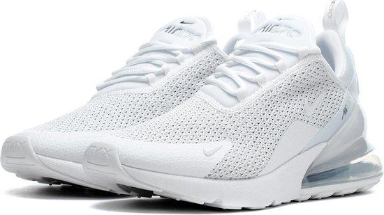 bol.com | Nike Air Max 270 Sneakers - Maat 44.5 - Mannen - wit