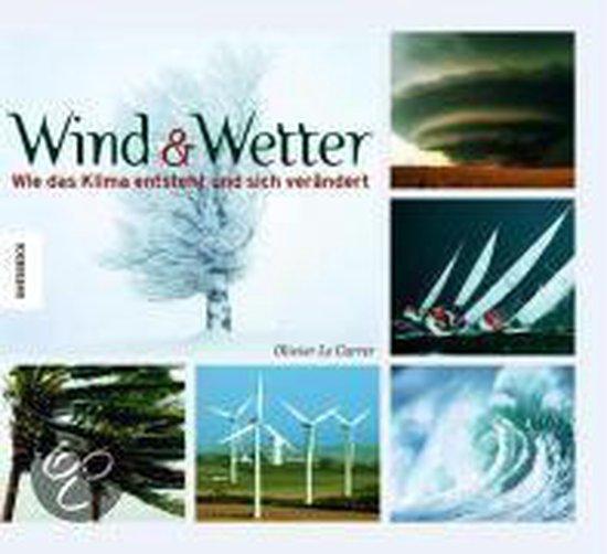 Boek cover Wind und Wetter van Olivier Le Carrer (Hardcover)