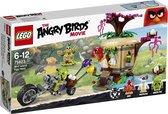LEGO Angry Birds Bird Island Eierenroof - 75823