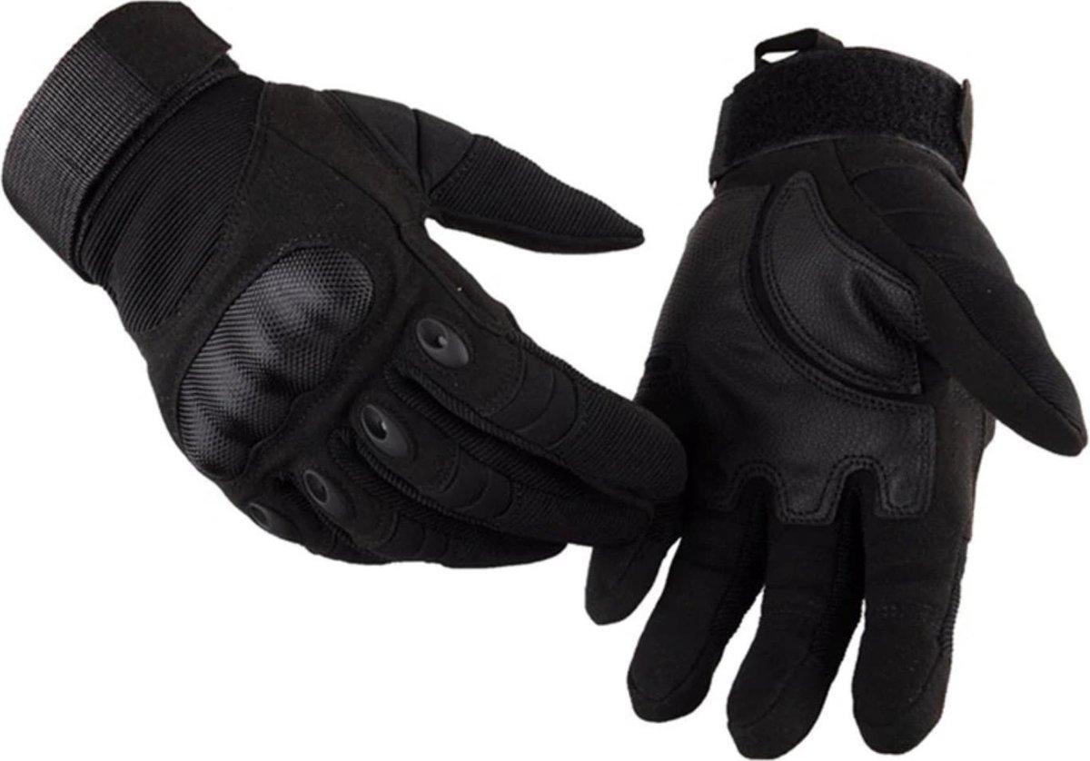 Motorhandschoenen -  Volledige bescherming - Racing Motorbike Motocross -Ademende Handschoenen - Siz