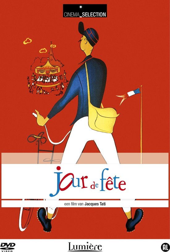 Cover van de film 'Jour De Fete'