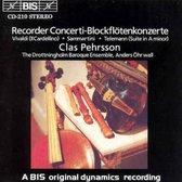 Recorder Concerti