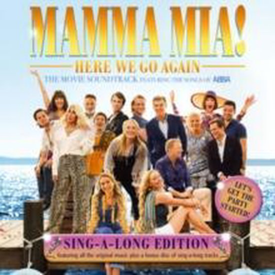 Mamma Mia: Here We Go Again: Sing-A-Long (2cd)
