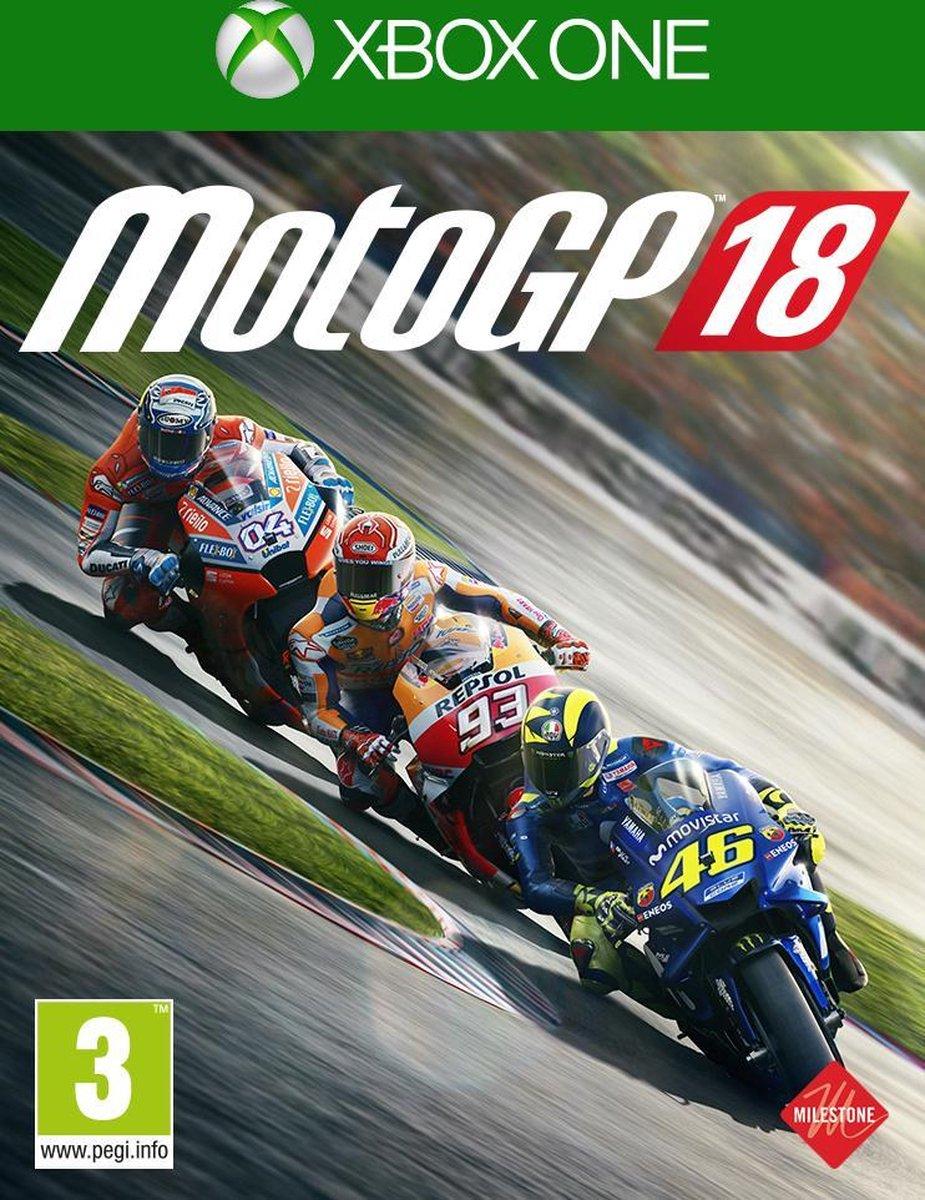 MotoGP 18 - Xbox One - Milestone