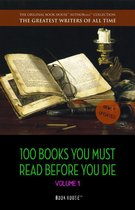Afbeelding van 100 Books You Must Read Before You Die - volume 1 [newly updated] [The Great Gatsby, Jane Eyre, Wuthering Heights, The Count of Monte Cristo, Les Misérables, etc] (Book House Publishing)
