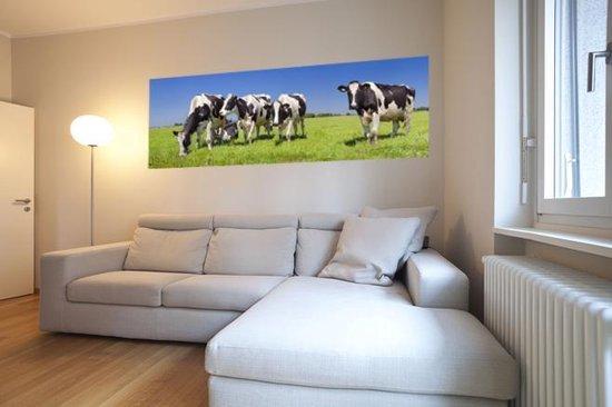 Wanddecoratie 'Koeien'