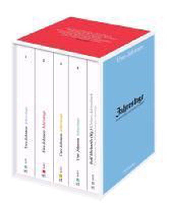 Boek cover Jahrestage 1-4 van Uwe Johnson (Paperback)