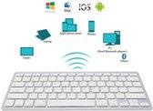Universeel Draadloos Bluetooth Toetsenbord - Windows, iOS en Android