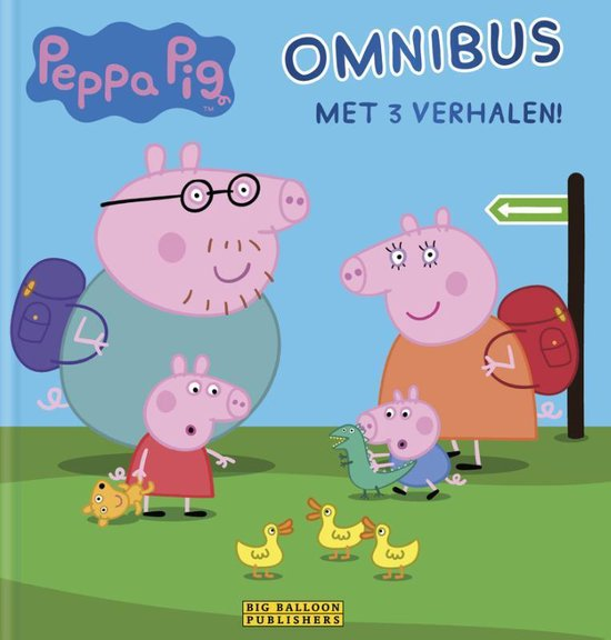 Peppa pig omnibus
