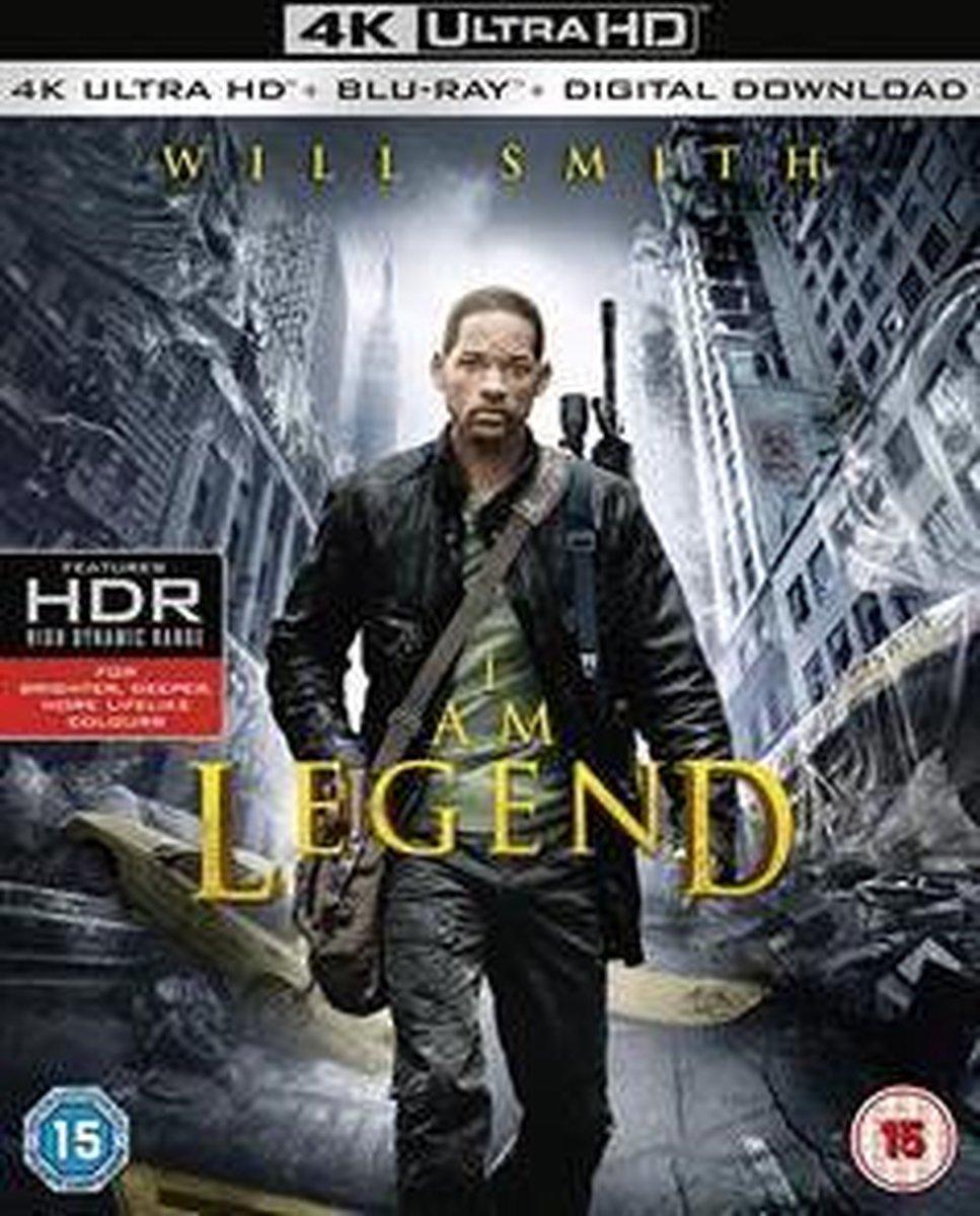 I Am Legend (4K Ultra HD Blu-ray) (Import)-